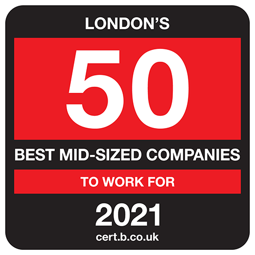 Best Mid-Sized companies to work for
